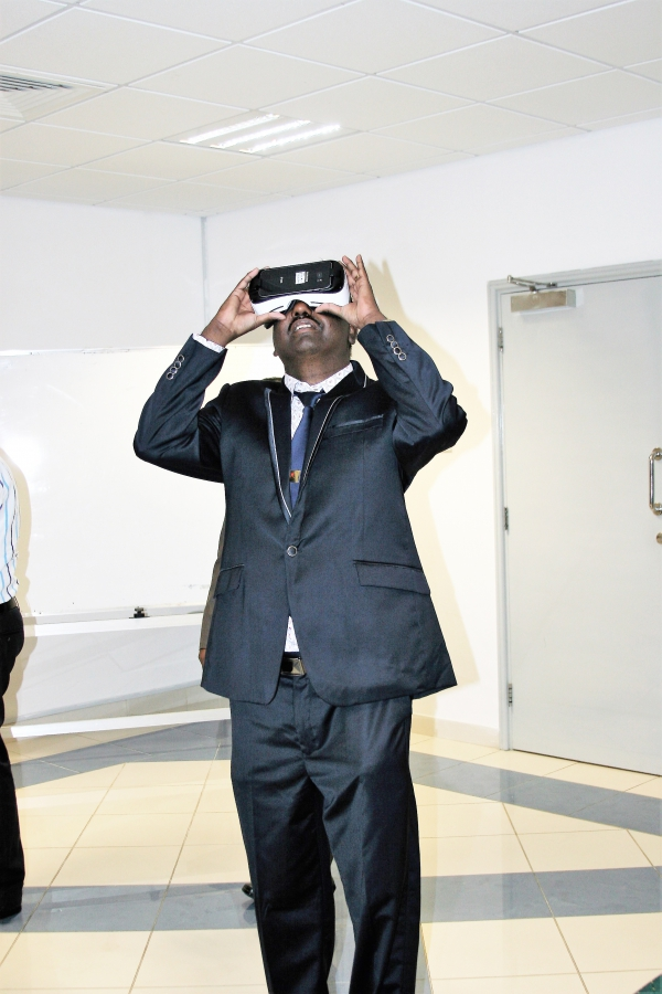 Seminar on Virtual Reality – An Introduction and Awareness in the Sultanate of Oman