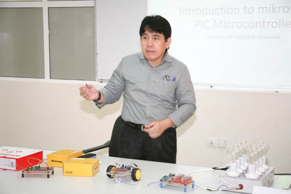 Two-Day Workshop on PIC Microcontrollers and its Applications