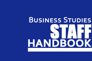 Business StaffHAnbook