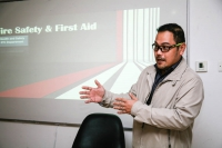 Fire Safety and First Aid