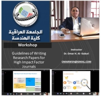 Webinar: Guidelines of Writing Research Papers for High Impact/Prestigious Journals