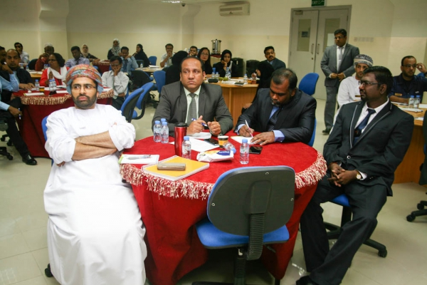 Information Technology Department Organizes Research Workshop