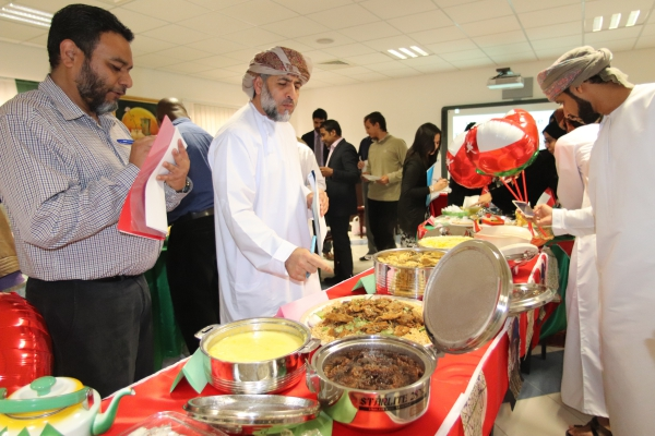ELC Traditional Food Festival