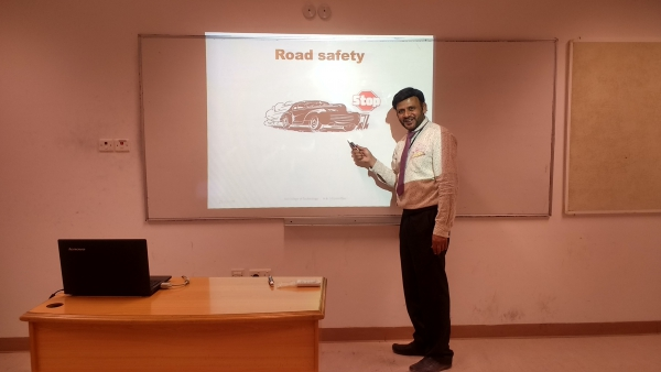 'ROAD SAFETY' AWARENESS