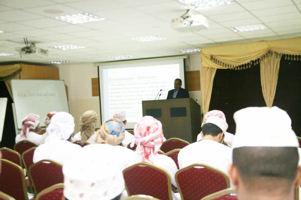 Effects of Project on Environment – Oman Laws and Regulation