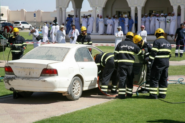 Road Traffic Accident Rescue Awareness